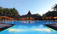 Shandrani Beachcomber,, Mauritius