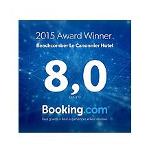 Canonnier Beachcomber - Awards