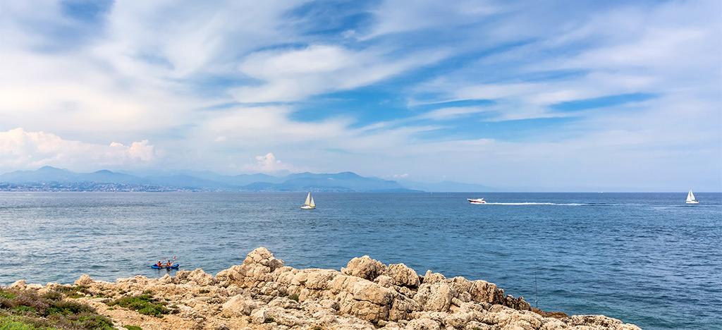 Cap Dantibes Et Antibes Things To Do Beachcomber French Riviera