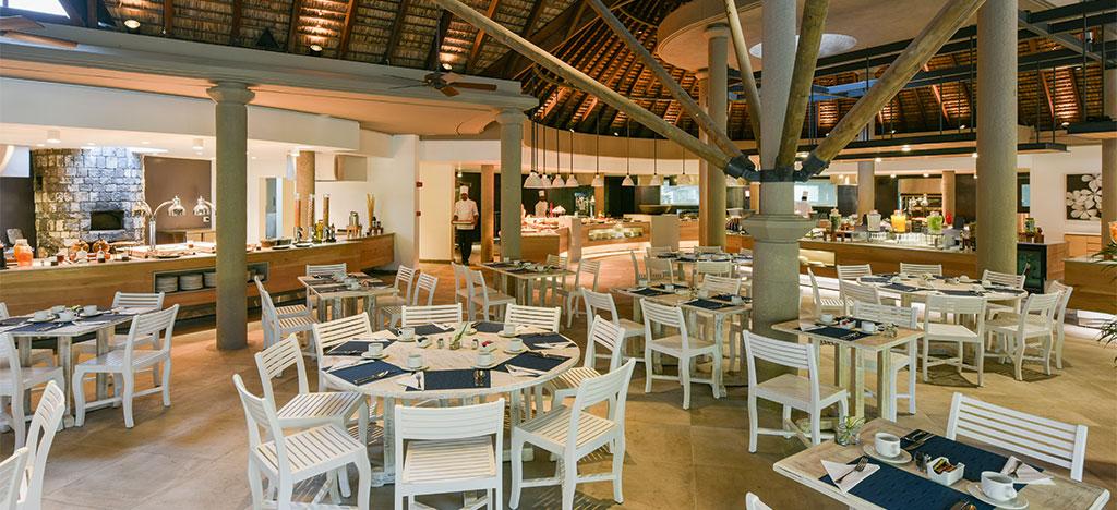 Le frangipanier - Le Canonnier - Restaurant - Dining