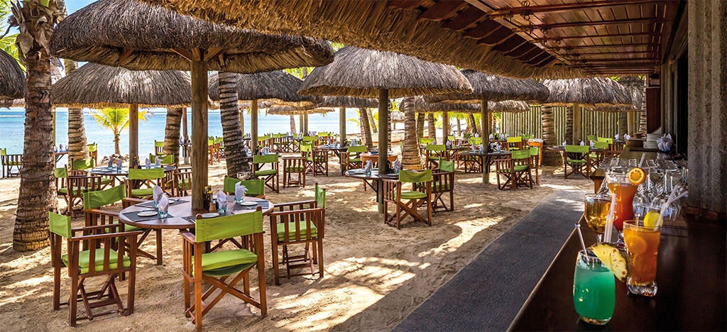 Le Morne Plage - Dinarobin Hotel Golf & Spa -Restaurant - Dining
