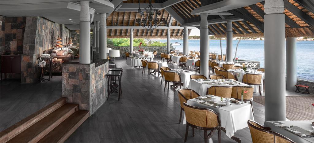La Goélette - Royal Palm Beachcomber Luxury Mauritius - Restaurant