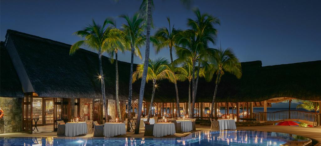 La Goélette - Royal Palm Beachcomber Luxury Mauritius - Restaurant