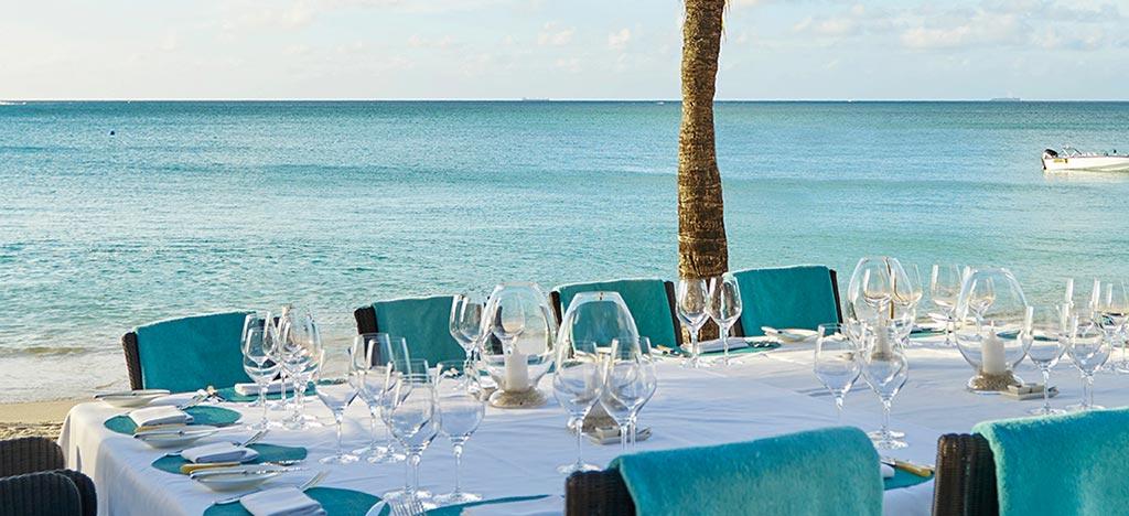 Le Bar Plage - Royal Palm Mauritius - Restaurant