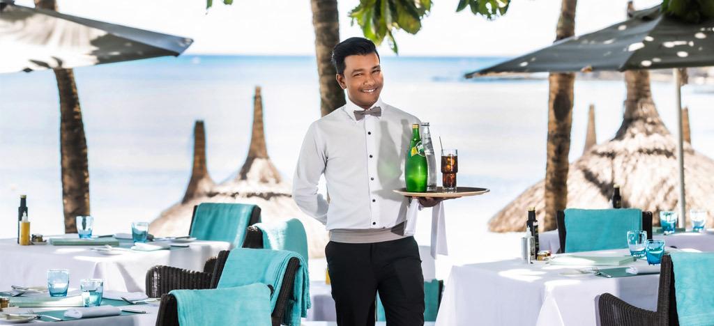 Le Bar Plage - Royal Palm Mauritius