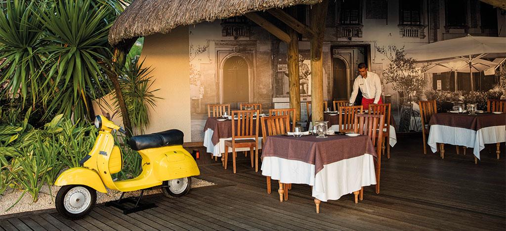 La casa - Le Victoria - Restaurant - Dining