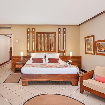2-Bedroom Tropical Family Suite