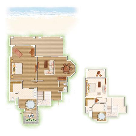 Suite Famille de 2 chambres