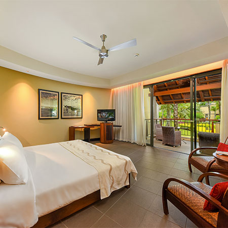 Tropical Junior Suite (Family)