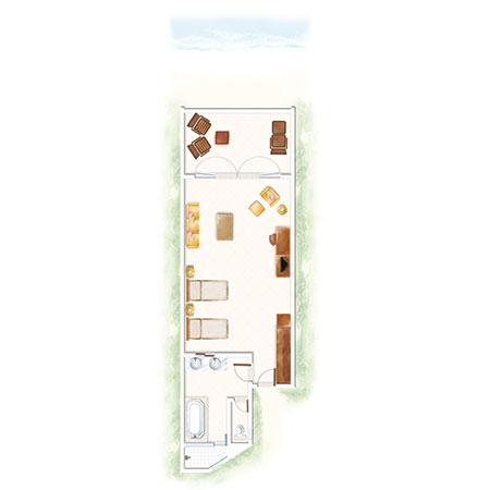 Deluxe Ground Floor