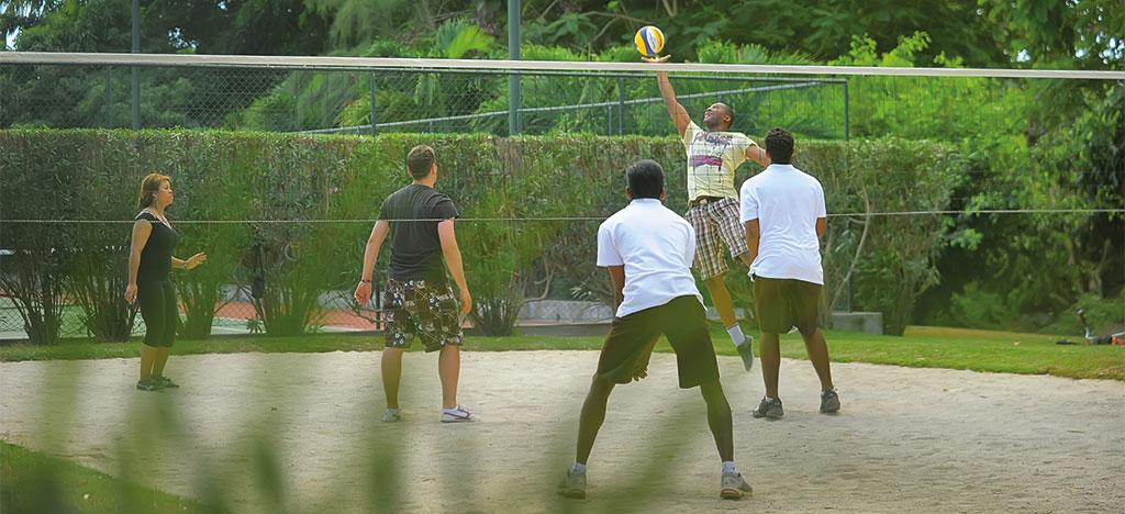 Land Sports