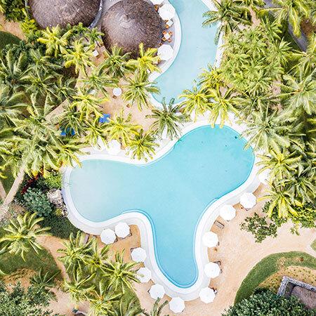 Canonnier Beachcomber,, Mauritius