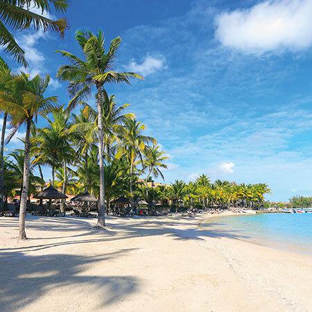 Mauricia Beachcomber,, Mauritius