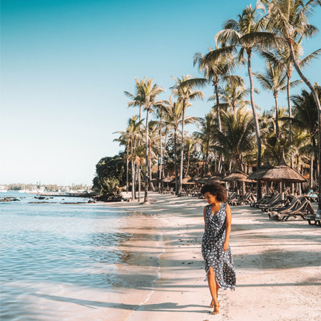 Una alegre estancia de autenticidad Mauriciana