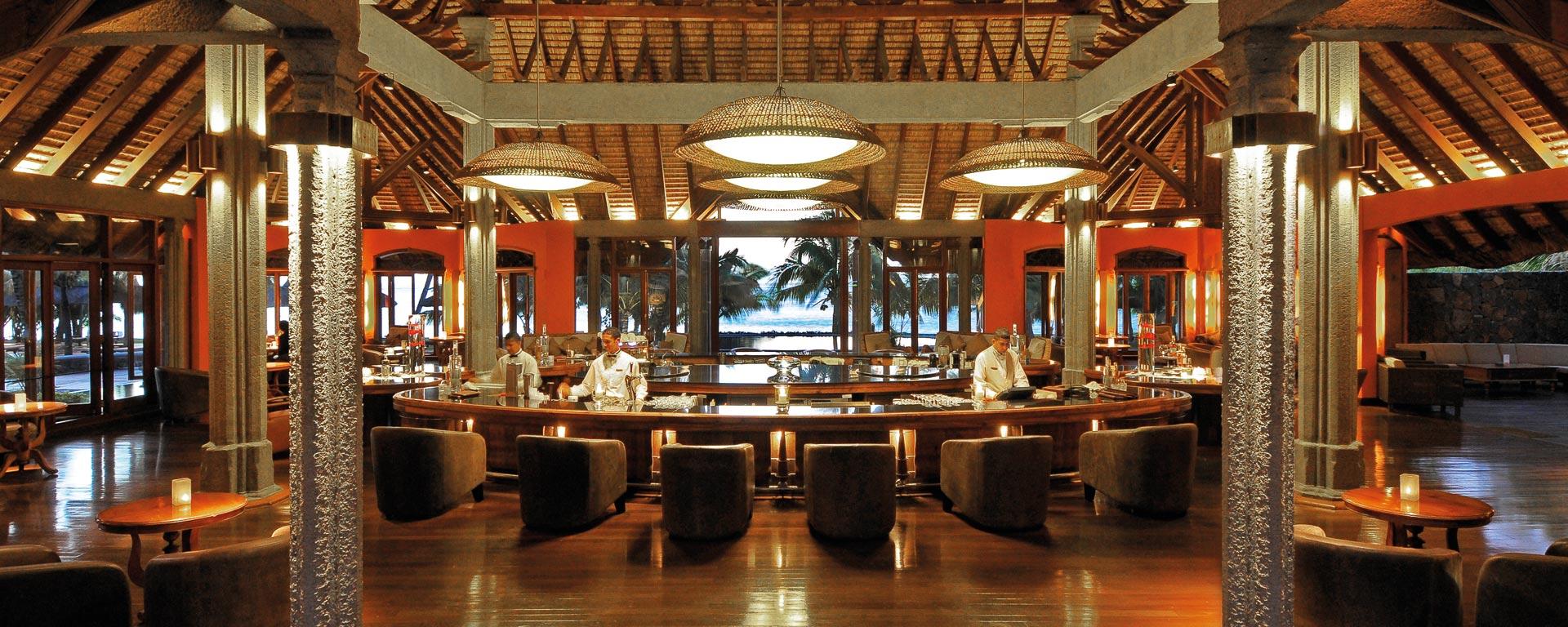 Le Mahogany - Dinarobin Hotel Golf & Spa - Bar