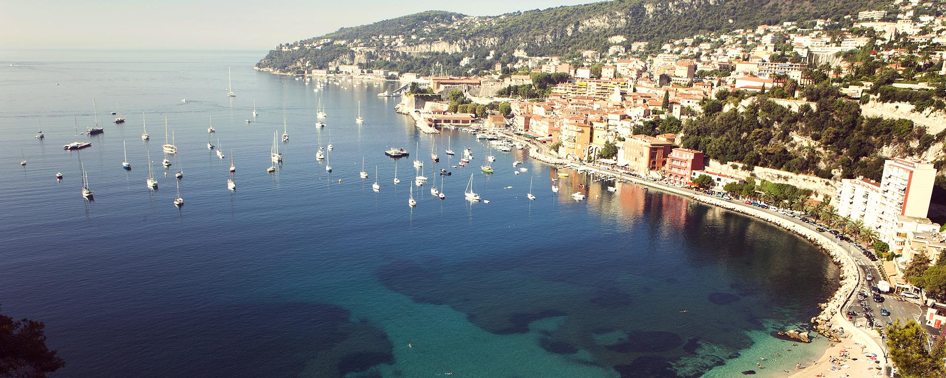 French riviera destination