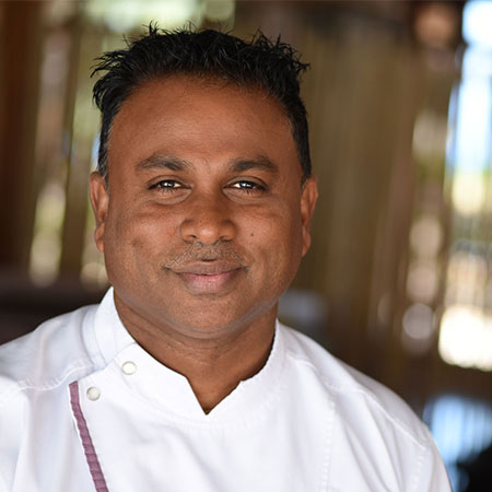Chef Mooroogun Coopen