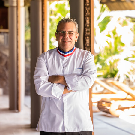 The Chef Christian Nee Royal Palm Beachcomber Luxury Mauritius