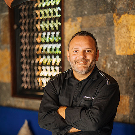 Chef Ludovic Gomiero