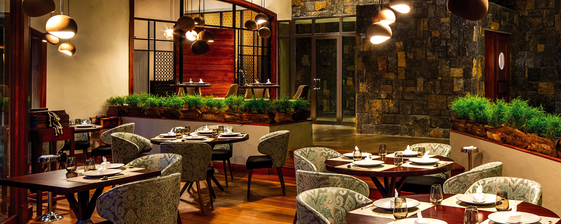 Four world-class restaurants that explore cuisines of the world