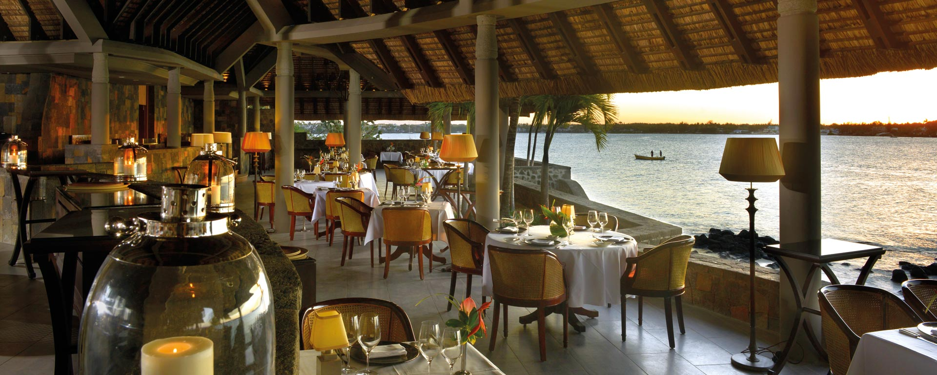 Experience the finest cuisine in Mauritius