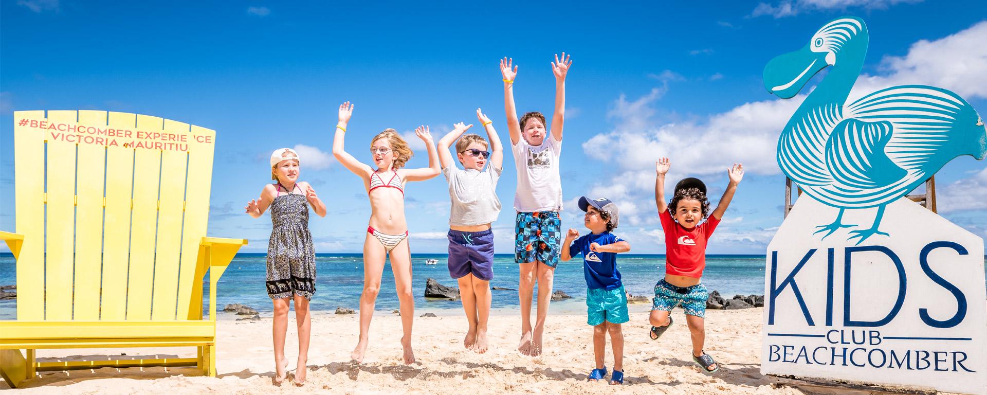 Family victoria beachcomber