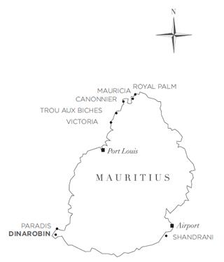 map dinarobin
