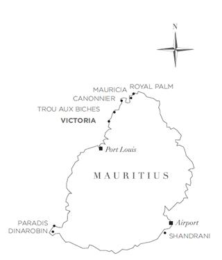 map victoria