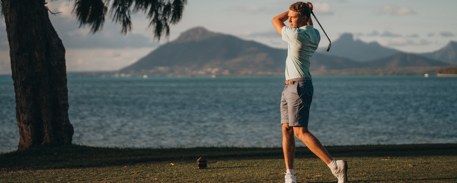 mauritius golf paradis beachcomber