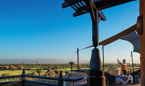 Royal Palm Marrakech, the first Beachcomber hotel in Morocco, has a soft opening on 11.12.13