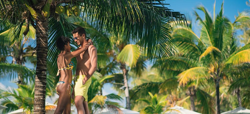 Shandrani Beachcomber honeymoon