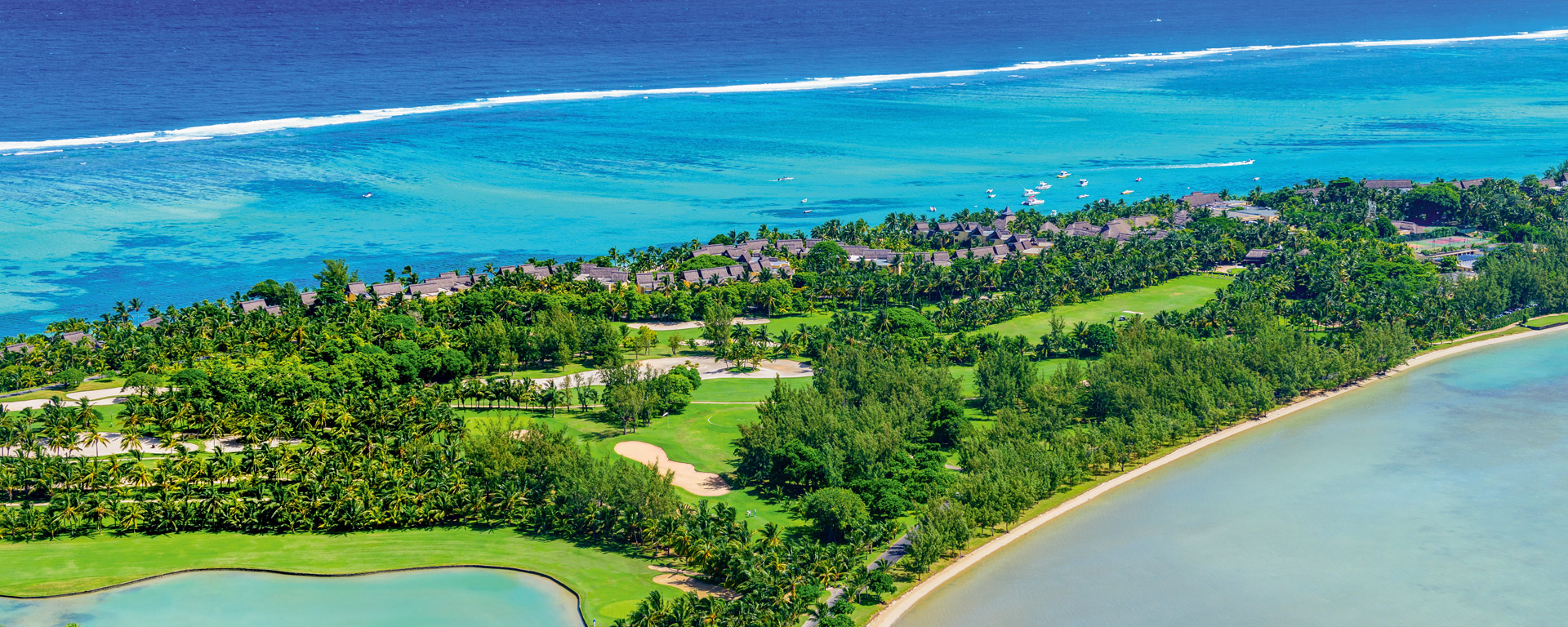 A Beachcomber Golf Resort