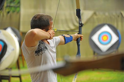 Archery - Land Sports - Le Canonnier - Sports & Activities