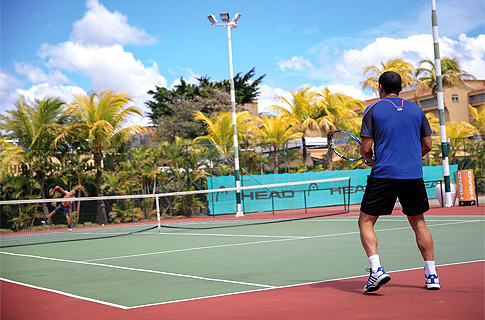 Tennis - Land Sports - Le Mauricia - Sports & Activities