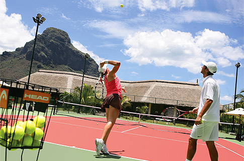 Tennis - Land Sports - Paradis Hotel & Golf Club - Sports & Activities