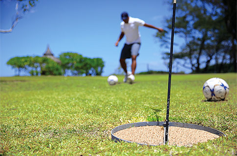 Footgolf - Land Sports - Shandrani Resort & Spa - Sports & Activities