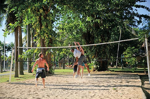 Volleyball - Land Sports - Shandrani Resort & Spa - Sports & Activities