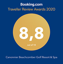 canonnier-golf-resort-spa - Awards