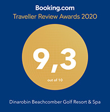 dinarobin-golf-resort-spa - Awards