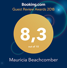 mauricia-resort-spa - Awards