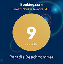 Paradis Beachcomber - Awards