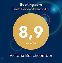 Victoria Beachcomber - Awards