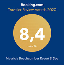 Mauricia Beachcomber - Awards