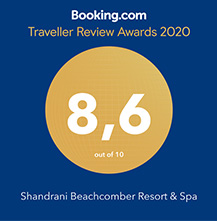 Shandrani Beachcomber - Awards