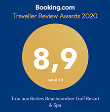 trou-aux-biches-golf-resort-spa - Awards
