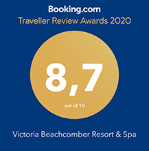 Victoria Beachcomber - Awards