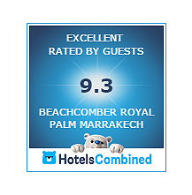 Royal Palm Beachcomber - Awards