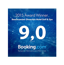 Dinarobin Hotel Golf & Spa - Awards