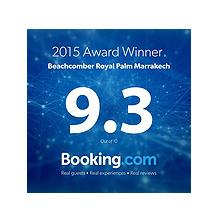 Royal Palm Beachcomber - Awards