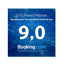 Trou aux Biches Resort & Spa - Awards